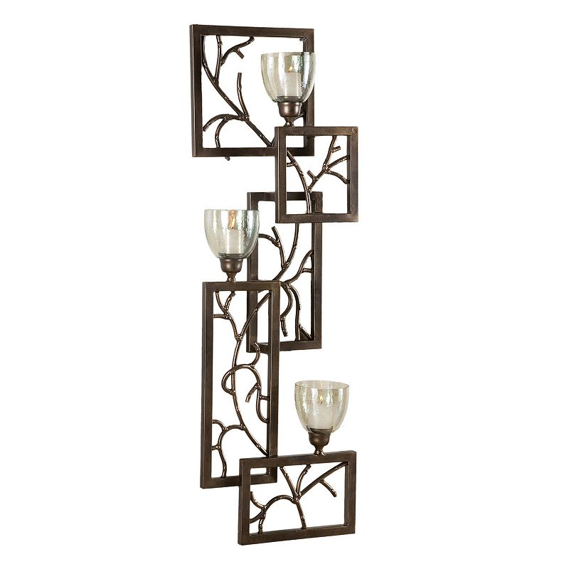 Branch 3-Candle Wall Sconce
