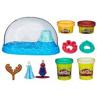 Disney's Frozen Play-Doh Sparkle Snow Dome by Hasbro