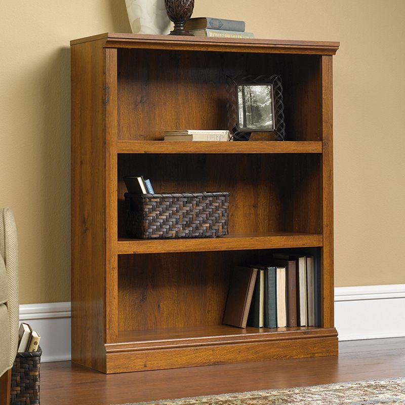 Sauder Contemporary 3-Shelf Bookcase