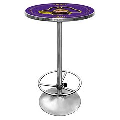 East Carolina Pirates Chrome Pub Table by