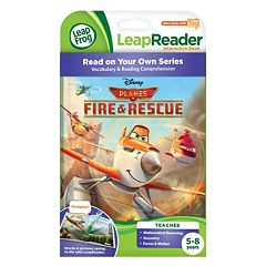 Disney Planes Fire & Rescue Read On Your Own Book LeapReader by LeapFrog by