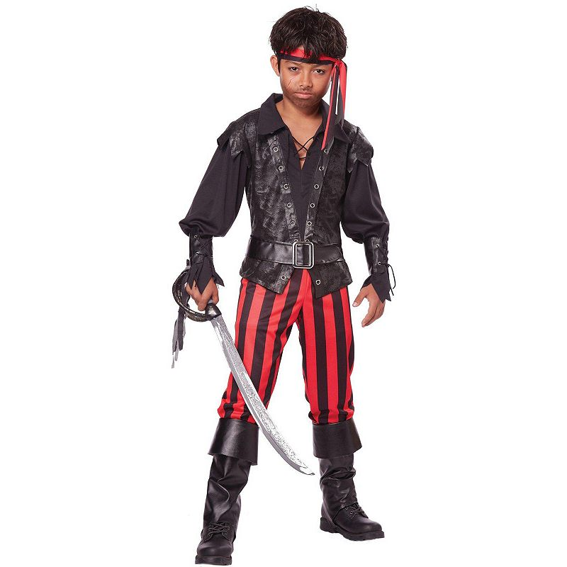 Buccaneer Pirate Costume - Kids