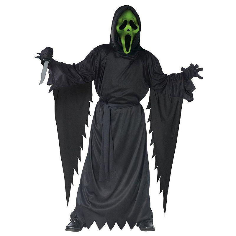 Scream Light-Up Ghost Face Costume - Kids