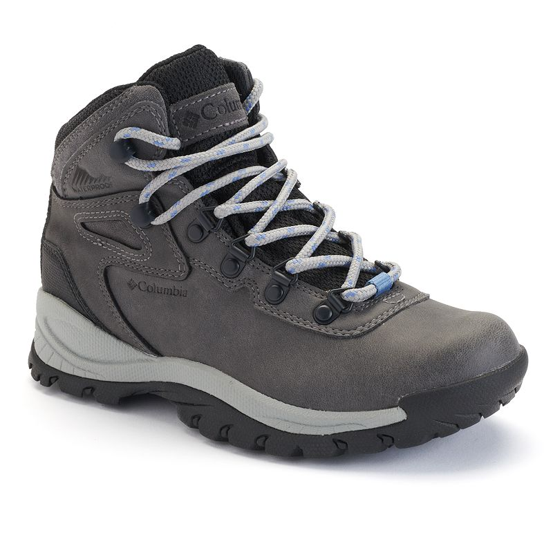 Columbia Sportswear Newton Ridge Plus Womens Waterproof Hiking Boot