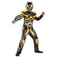 Transformers: Age of Extinction Deluxe Bumblebee Costume - Kids