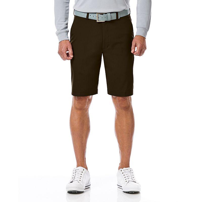 Men's Grand Slam Classic-Fit Performance Flat-Front Golf Shorts