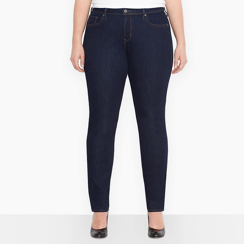 Plus Size Levi's 512 Skinny Jeans
