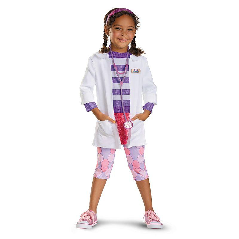 Disney Doc McStuffins Deluxe Costume - Toddler