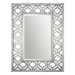 Sorbolo Trellis Wall Mirror by
