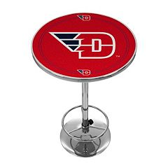 Dayton Flyers Chrome Pub Table by