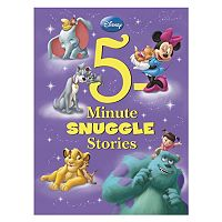 Disney 5 Minute Snuggle Stories Book