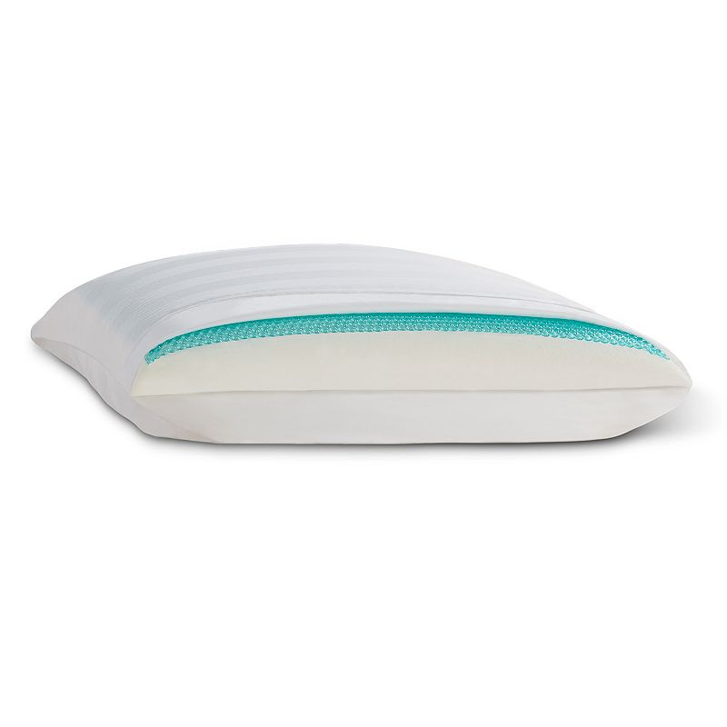 Dream Therapy Gel Memory Foam & Down-Alternative Pillow