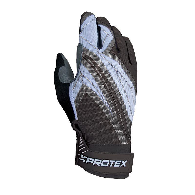 XProTeX 14 Mashr Baseball Batting Glove - Adult, Black Sports Gear