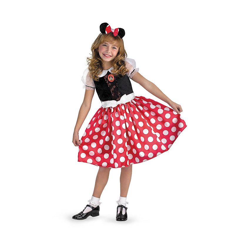 Disney Mickey Mouse Clubhouse Minnie Mouse Costume - Kids