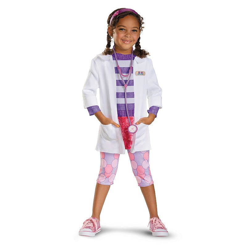 Disney Doc McStuffins Deluxe Costume - Kids
