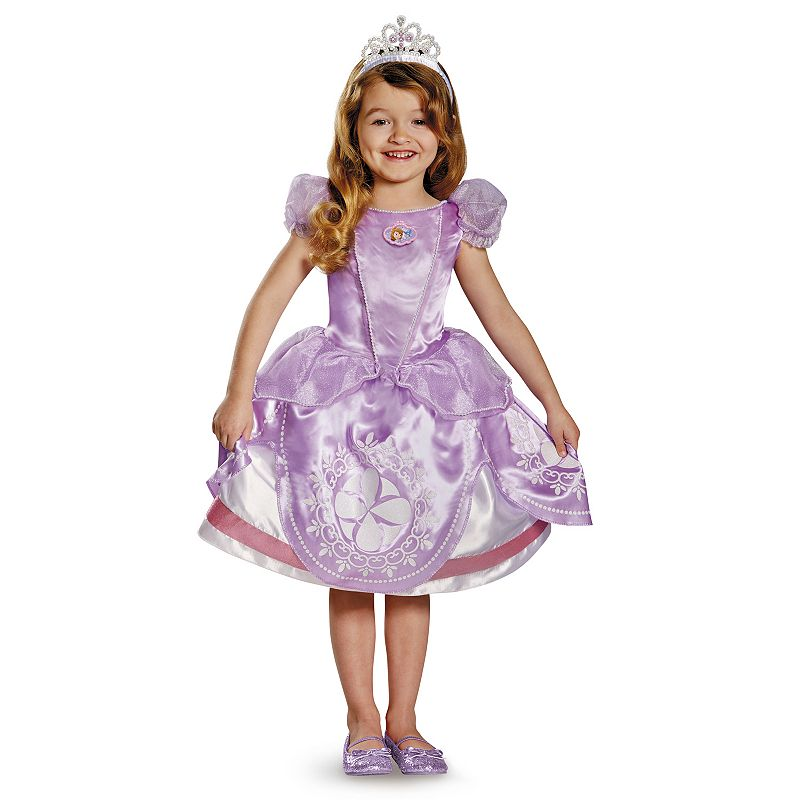 Disney Sofia the First Deluxe Princess Costume - Kids