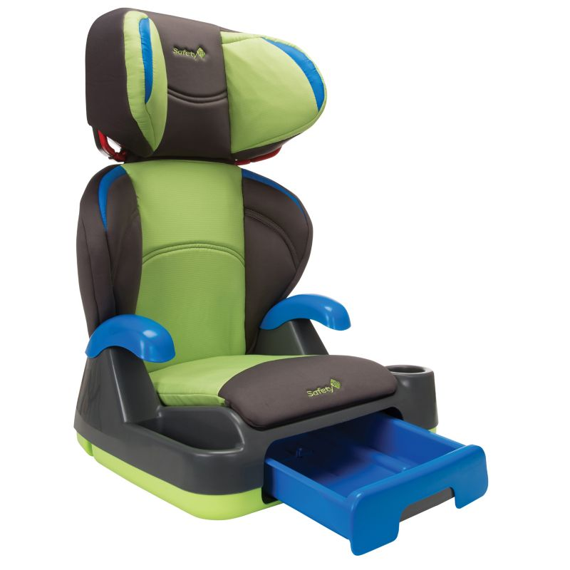 Safety 1st Store 'n Go Back Booster Car Seat, Multicolor