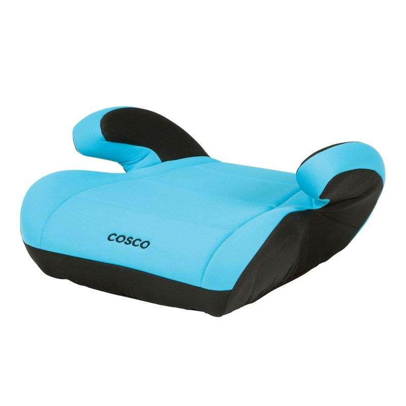 Cosco Top Side Booster Car Seat, Multicolor