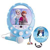 Disney Frozen Elsa & Anna Karaoke Machine
