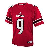 Boys 8-20 adidas Louisville Cardinals Replica NCAA Football Jersey