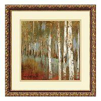 ''Along the Path I'' Tree Framed Wall Art
