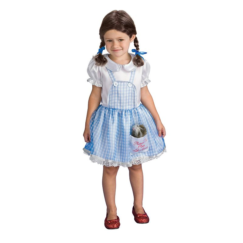 The Wizard of Oz Dorothy Costume - Toddler