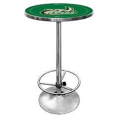 Charlotte 49ers Chrome Pub Table by