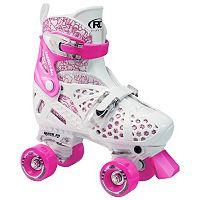 Roller Derby Trac Star Adjustable Roller Skates - Girls
