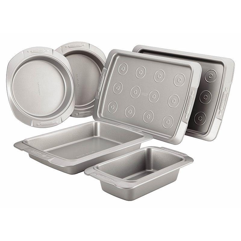Cake Boss Deluxe 6-pc. Nonstick Bakeware Set