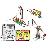 K'NEX Education Intro to Simple Machines: Levers & Pulleys Kit
