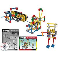 K'NEX Education Intro to Simple Machines: Gears Kit