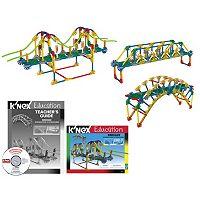 K'NEX Education Intro to Structures: Bridges Kit