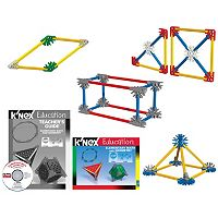 K'NEX Education Elementary Math & Geometry Kit