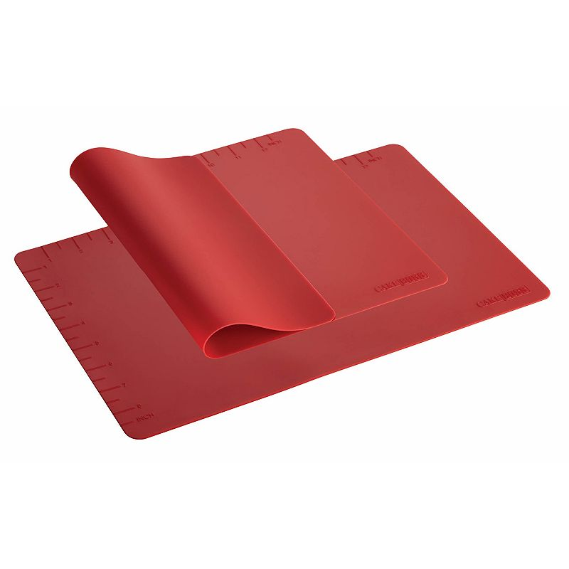 Cake Boss Countertop Accessories 2-pc. Silicone Baking Mat Set
