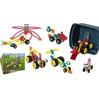 K'NEX Transportation Building Set