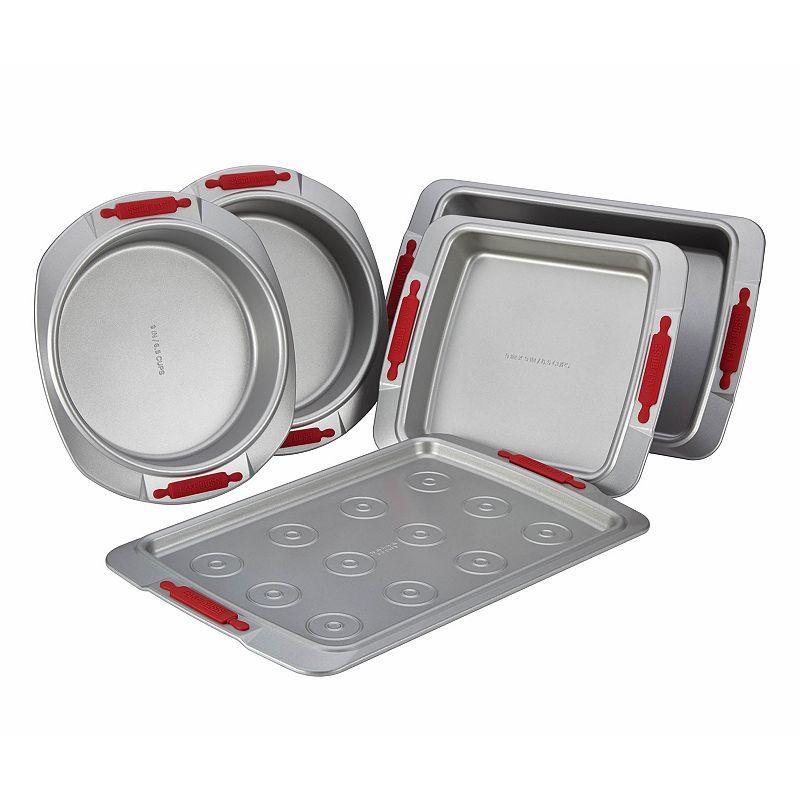 Cake Boss Deluxe 5-pc. Nonstick Bakeware Set