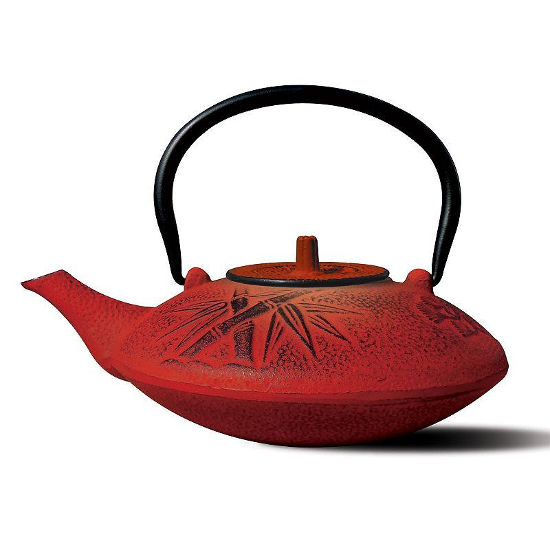 Old Dutch Unity 37-oz. Cast-Iron Teapot