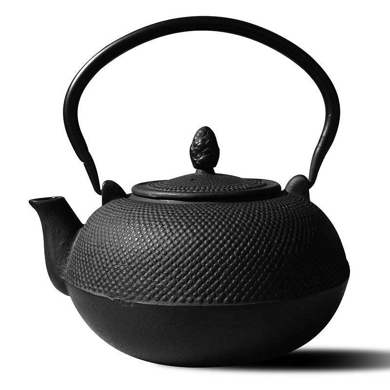 Old Dutch Unity 3-Liter Cast-Iron Teapot