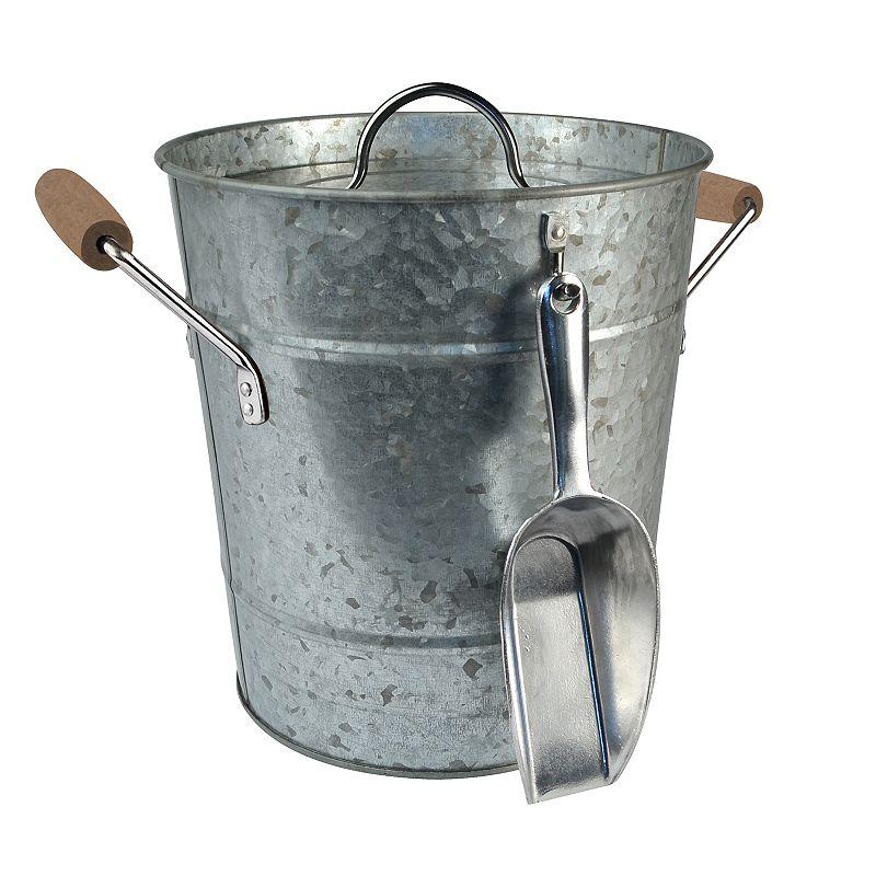 Artland Metal Ice Bucket