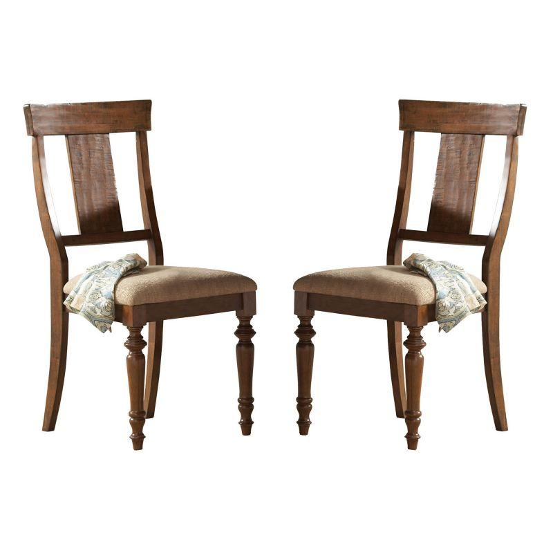 Coaster 2 piece Dining Chair Set