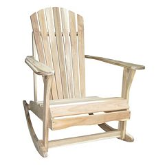 Adirondack Rocking Chair  by