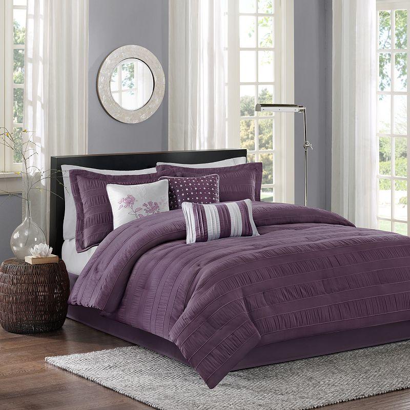 Madison Park Richmond 7-pc. Comforter Set - King