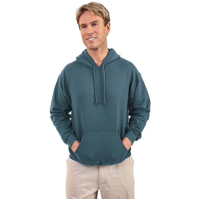 Men's Gildan Pull-Over Fleece Hoodie