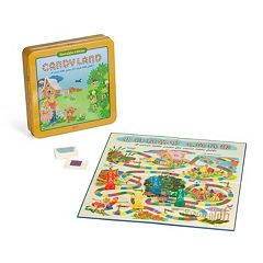 Candy Land Nostalgia Tin Board Game by Hasbro by