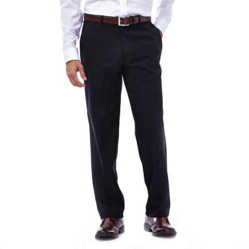 Men's Haggar Repreve Eclo Slim-Fit Herringbone Stretch Dress Pants