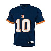 Boys 8-20 adidas Syracuse Orange Replica NCAA Football Jersey