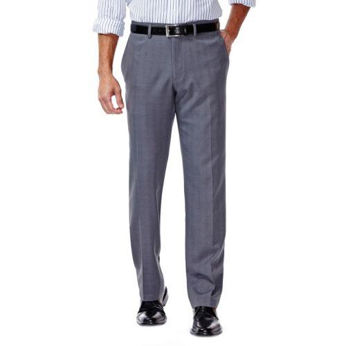 Men's Haggar Repreve Eclo Slim-Fit Stretch Dress Pants
