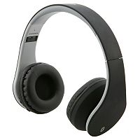 iLive Noise-Isolating Wireless Bluetooth On-Ear Headphones