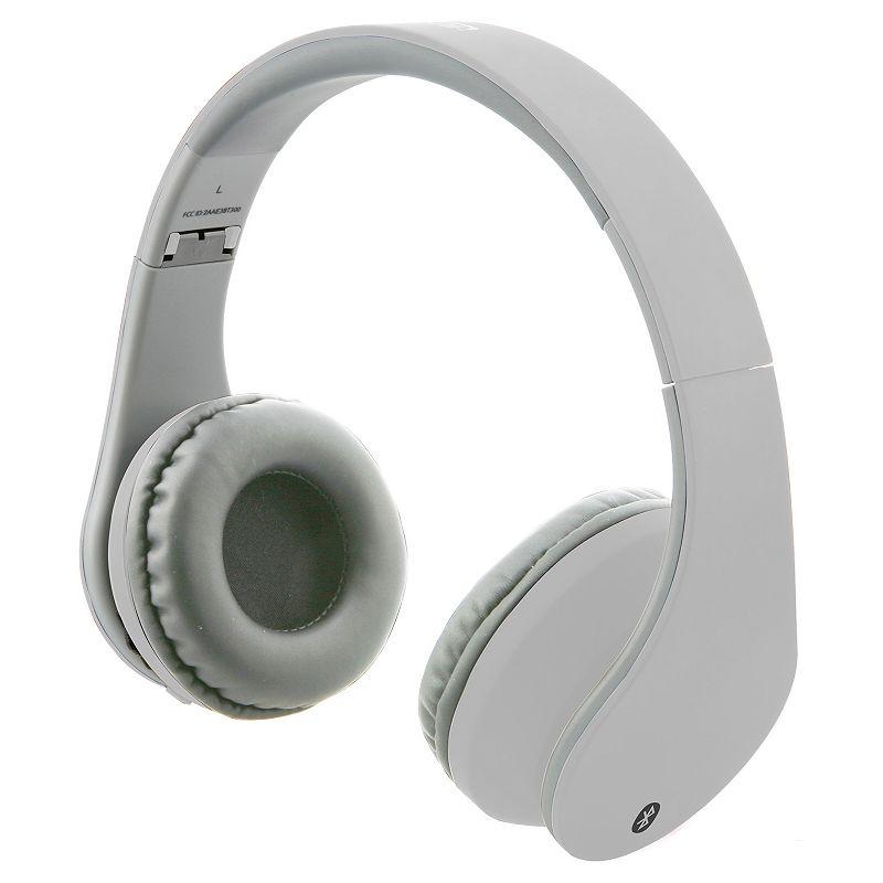 iLive Noise-Isolating Wireless Bluetooth On-Ear Headphones
