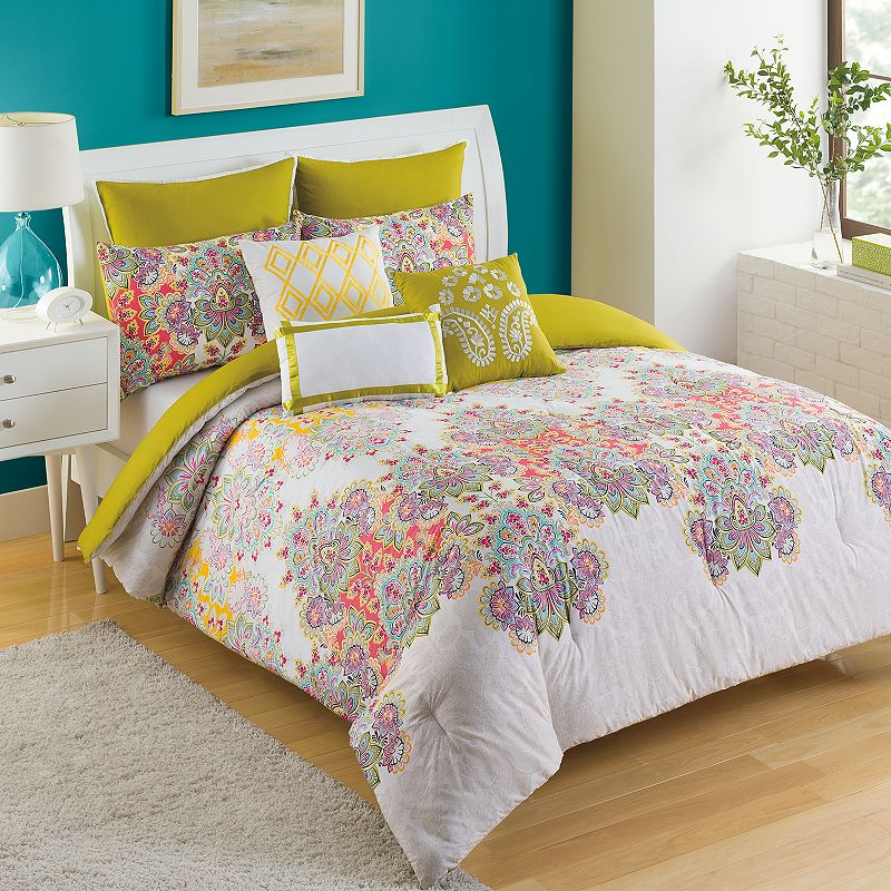 KS Studio Ingrid Comforter Set